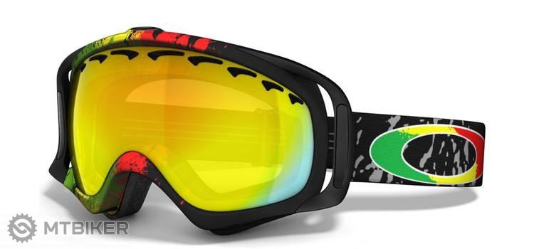 ad21bbce4 Oakley Crowbar lyžiarske okuliare s bočnicami - MTBIKER Shop