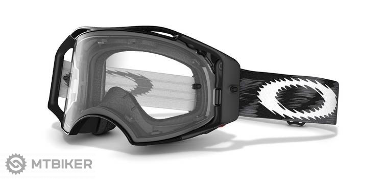 c1869f092 Oakley Airbrake lyžiarske okuliare - Mx Jet Black Speed w/Clear ...