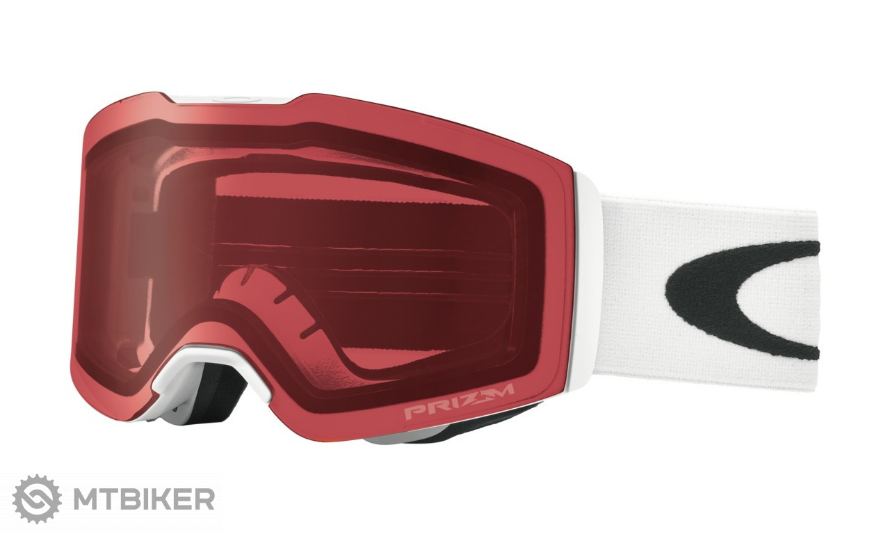 e4ce8d3ad Oakley Fall Line lyžiarske okuliare Oakley Fall Line lyžiarske okuliare -  Matte White w/Prizm Rose