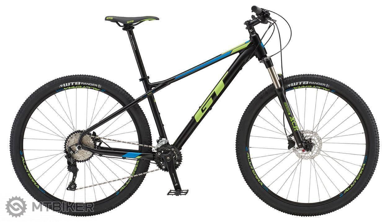 GT Avalanche 29 Elite 2019 BLK horský bicykel