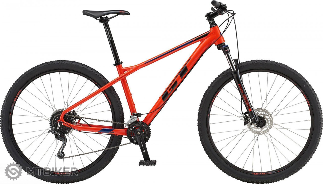 GT Avalanche 27,5 Comp 2019 RED horský bicykel