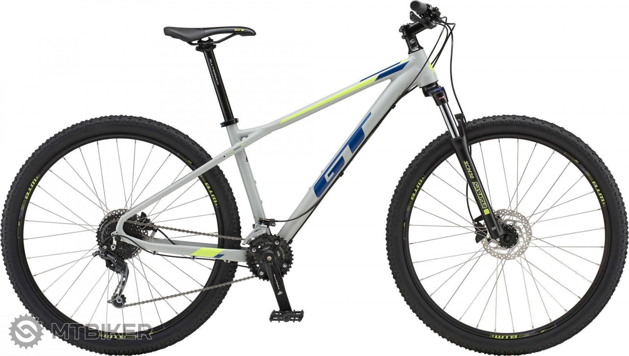 GT Avalanche 27,5 Comp 2019 GRY horský bicykel