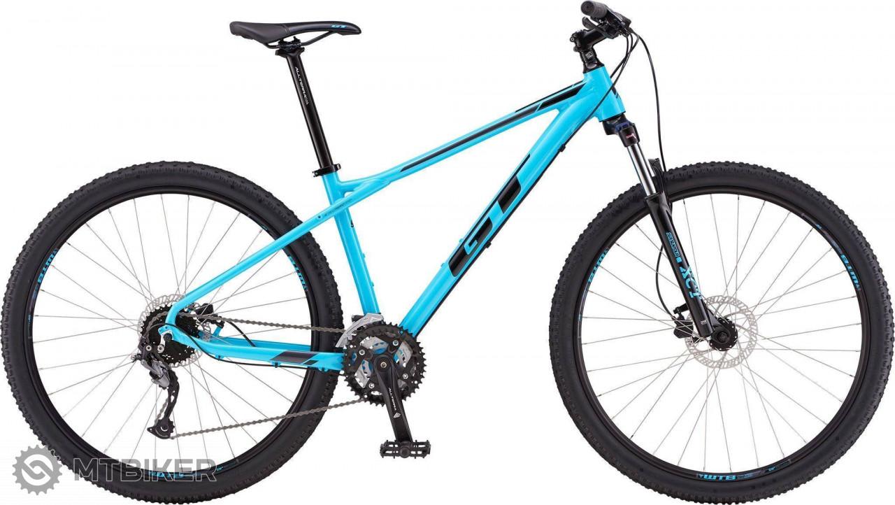 GT Avalanche 27,5 Sport 2019 AQU horský bicykel