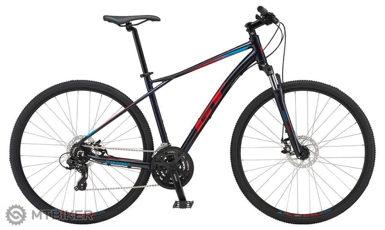 GT Transeo Comp 2019 trekingový bicykel