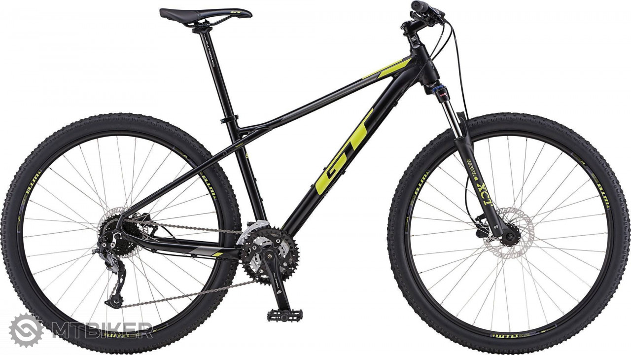GT Avalanche 27,5 Sport 2019 BLK horský bicykel