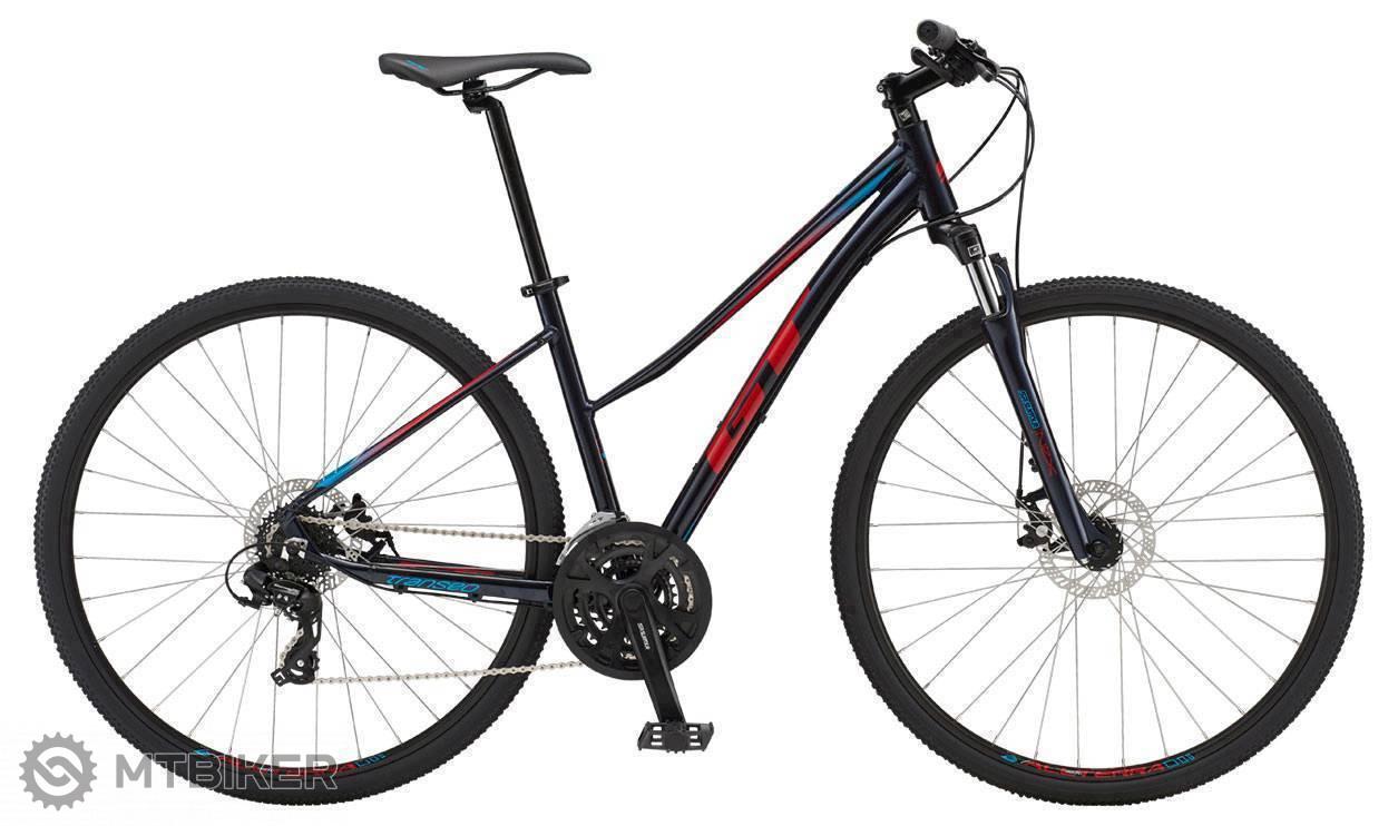 GT Transeo Comp Womens 2019 trekingový bicykel