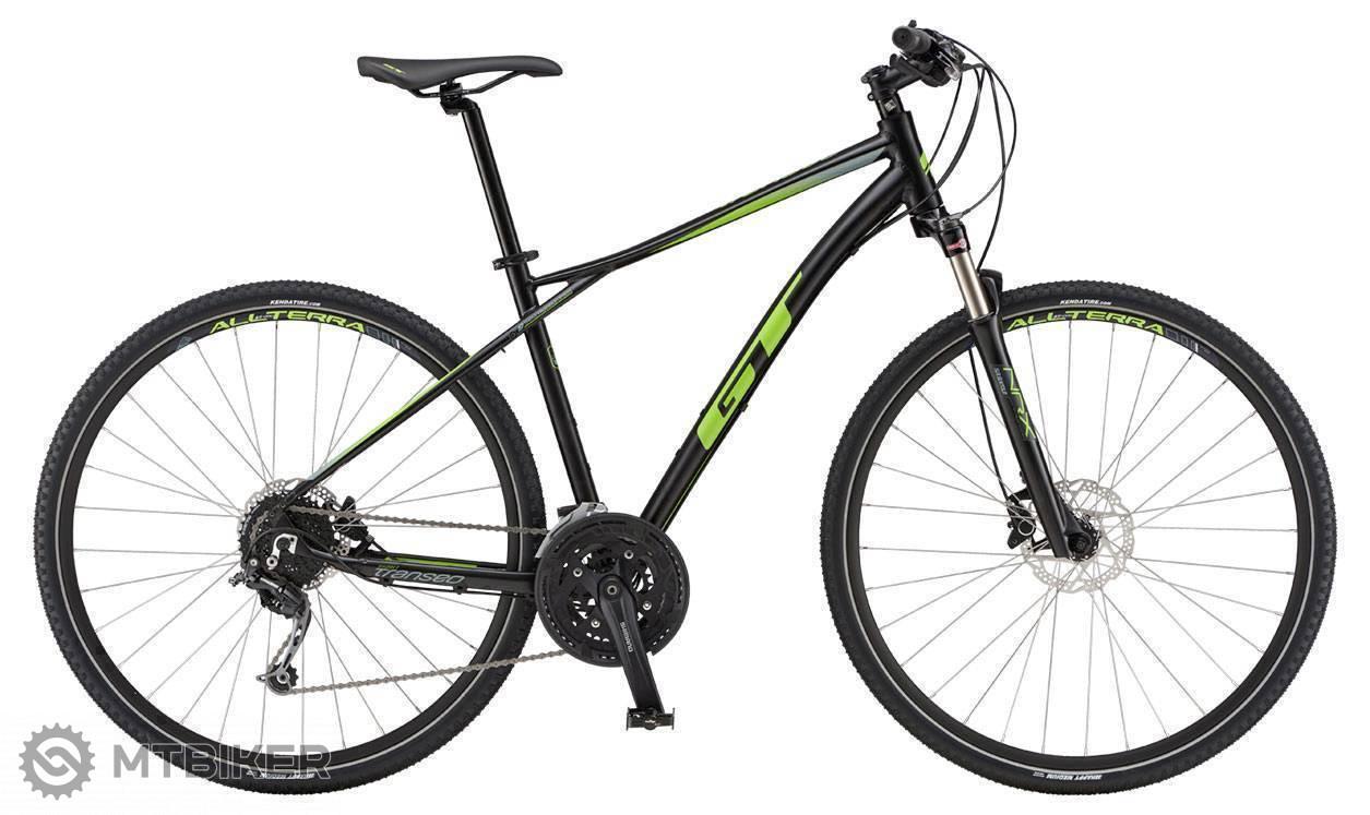 GT Transeo Expert 2019 trekingový bicykel
