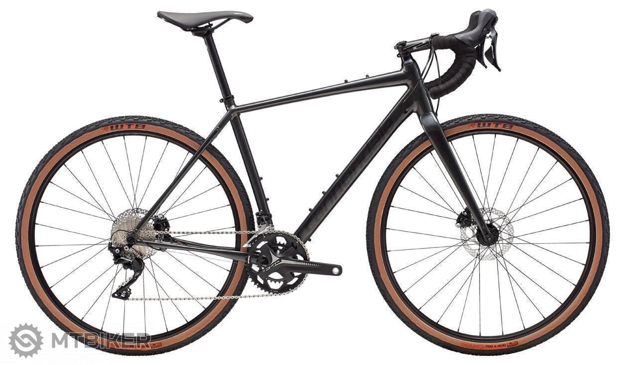 Cannondale Topstone Disc SE 105 gravel bicykel, model 2019