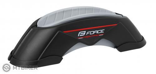 Force podložka FRONTPAD pod predné koleso, čierno-sivá