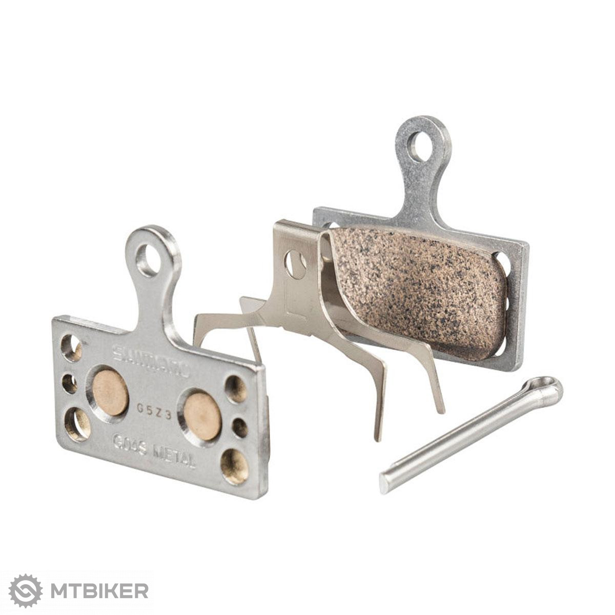 Shimano platničky metalické G04S BRM9000/8000/7000