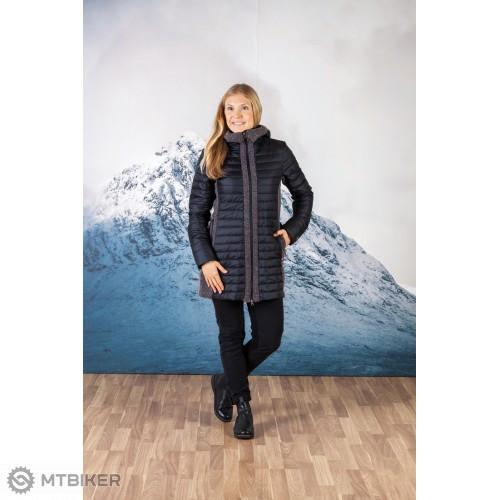0e0f6a9d8 2117 of Sweden Katthult dámsky 3/4 kabát čierny - MTBIKER Shop