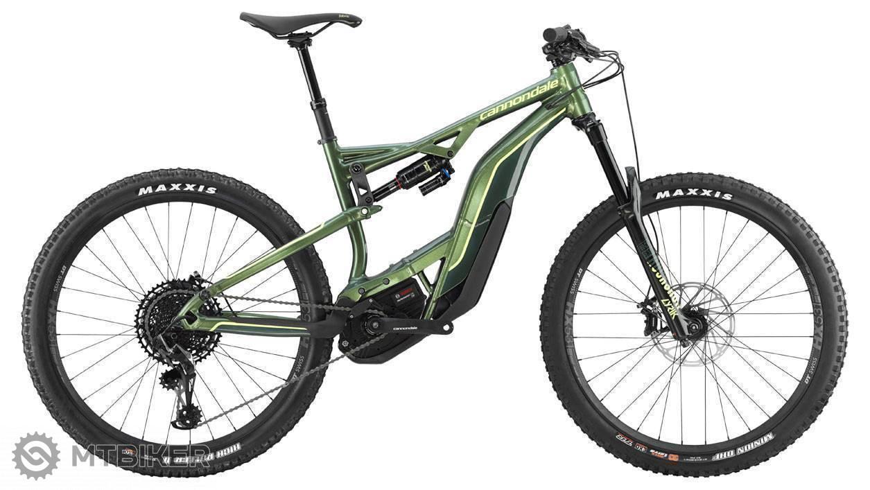 Cannondale Moterra LT 1 2019 elektrobicykel