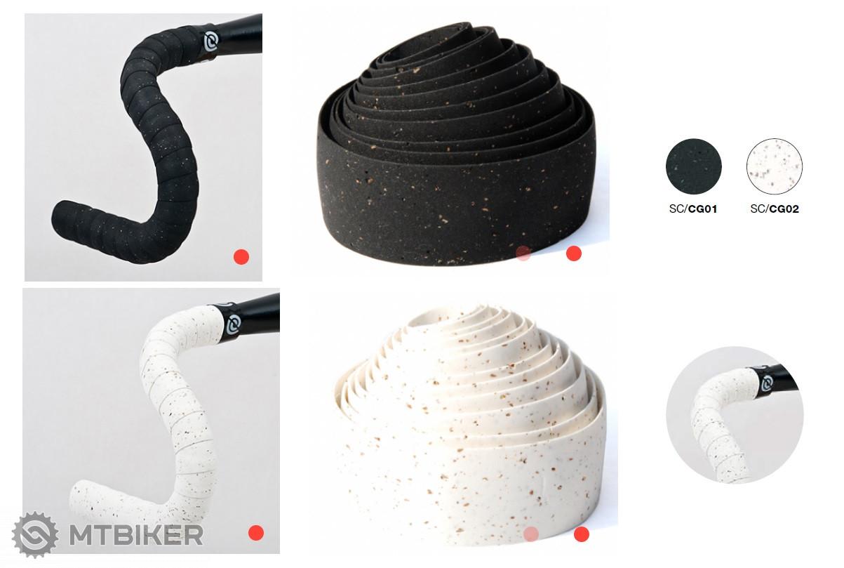 Bikeribbon Cork Gel omotávka, model 2019