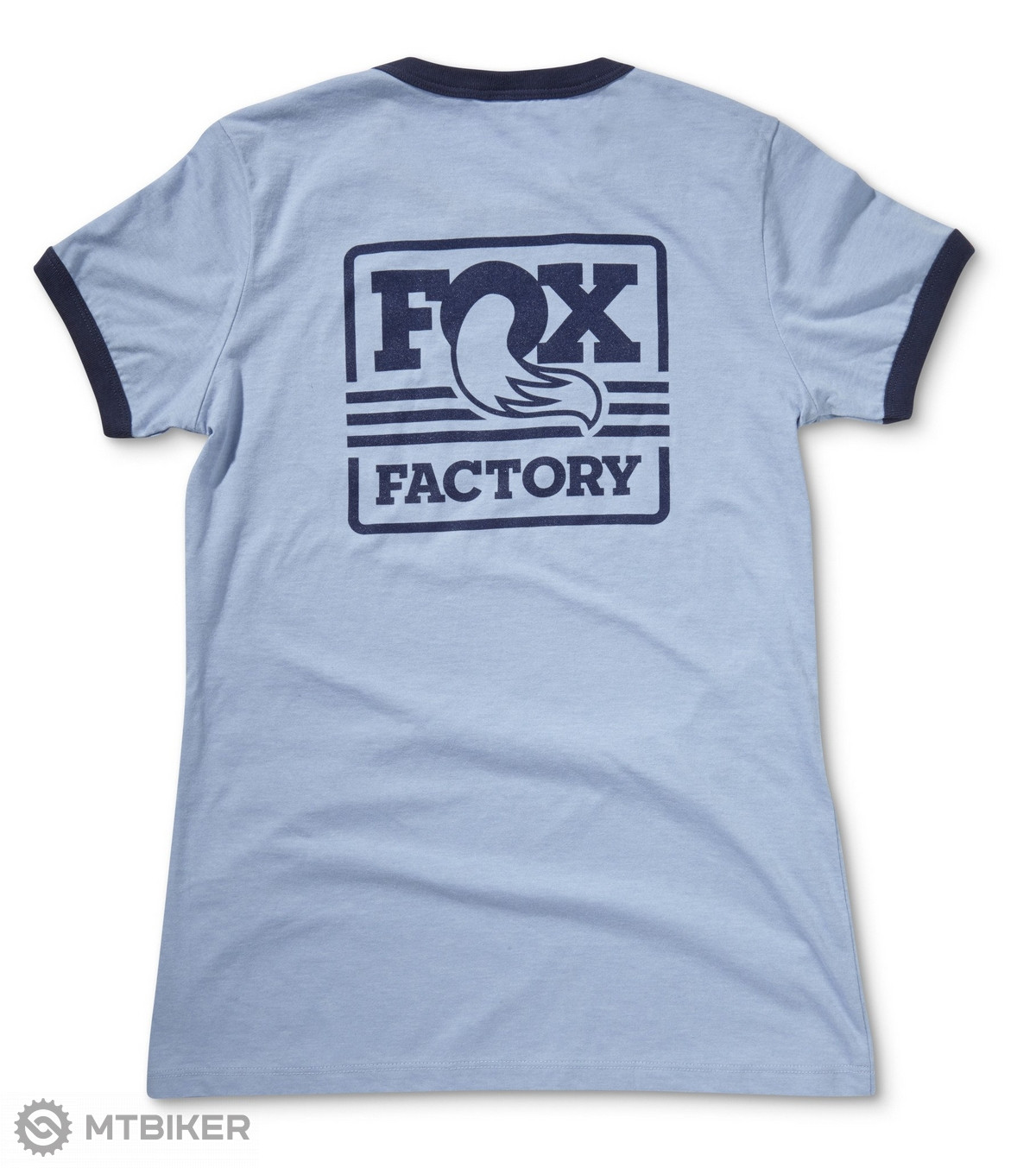 96fcd46831 Fox dámske tričko Heritage Ringer Tee - MTBIKER Shop