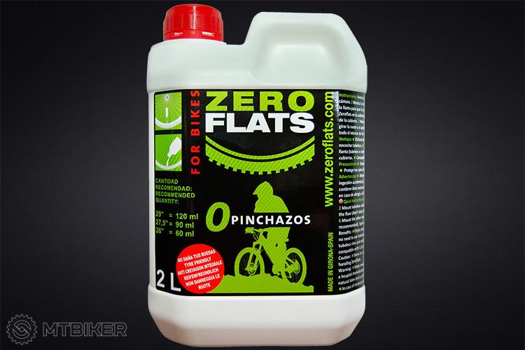 Zeroflats protidefektové mlieko, 2000 ml