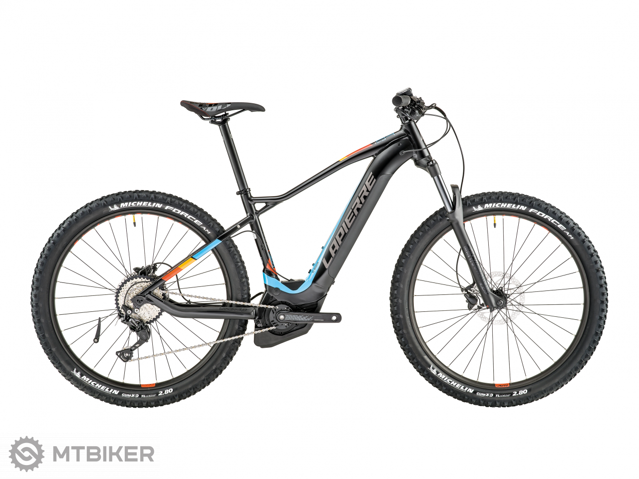 Lapierre OVERVOLT HT 900i čierny, model 2019