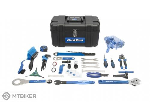 Park tool sada náradia ADVANCED v strednom kufri