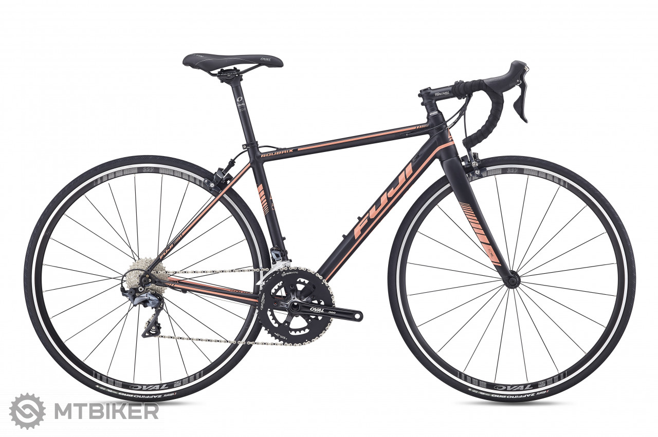 Fuji Roubaix 1.3 W Satin Black / Manglo, model 2019