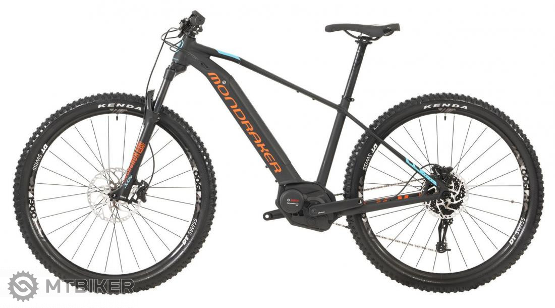 Mondraker horský bicykel PRIME 29, SRAM, black/orange, 2019