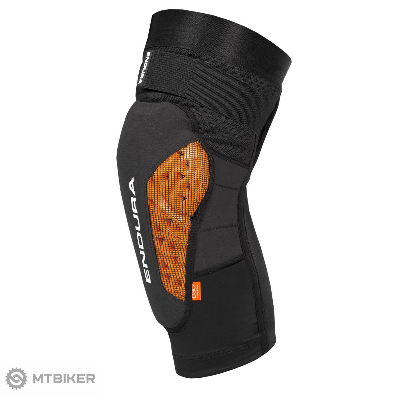 Endura MT500 lite chrániče kolien čierne