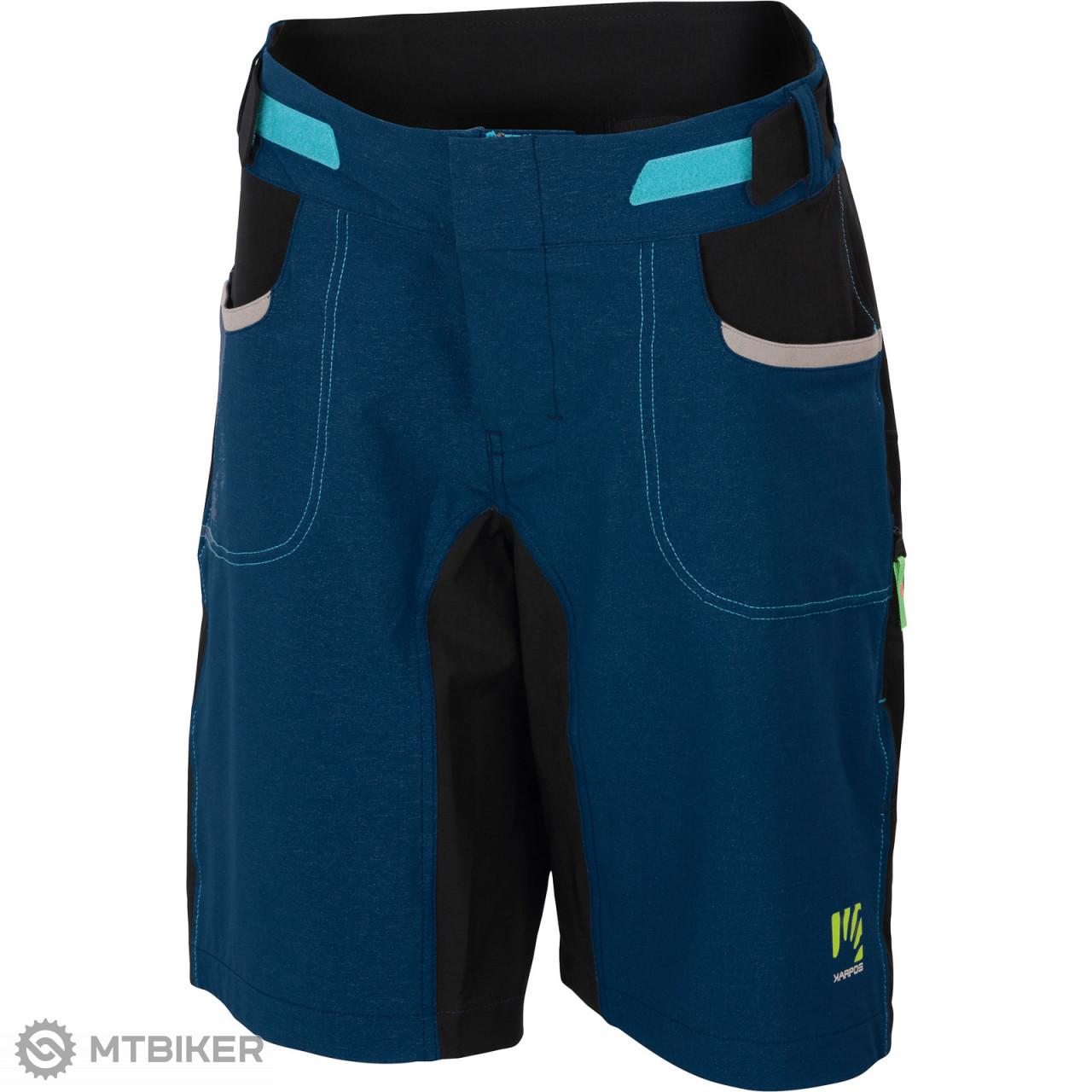 1c3471f99df6 Karpos ADVENTURE Dámske krátke nohavice
