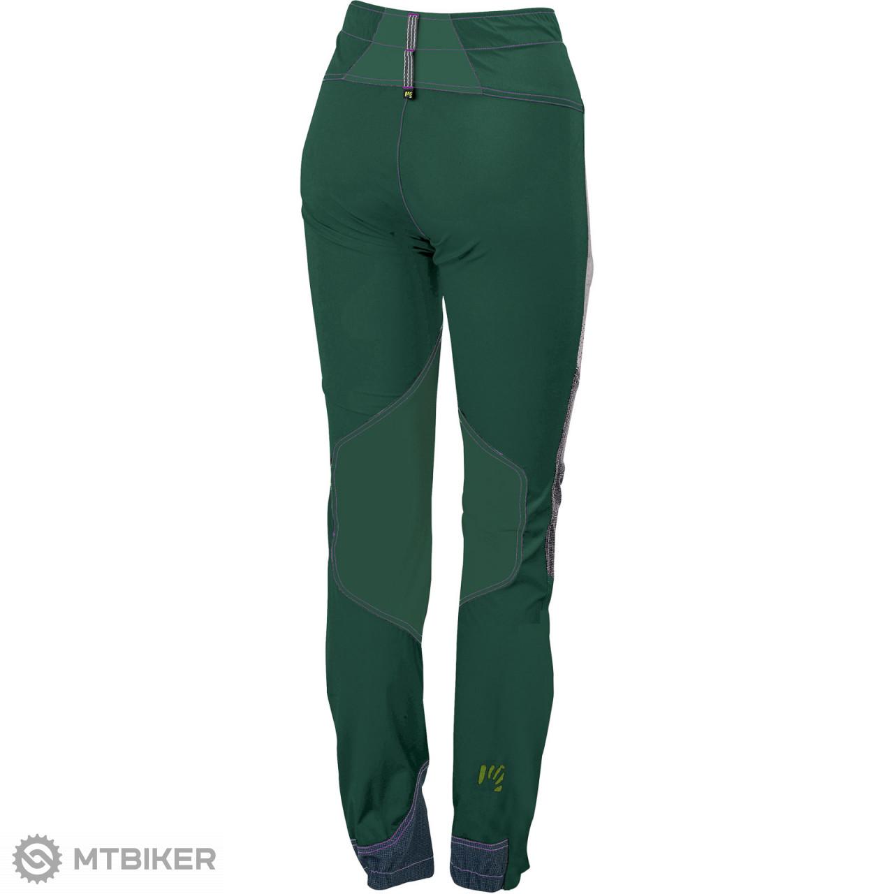 d3750e23530e Karpos ROCK dámske nohavice tmavozelené - MTBIKER Shop