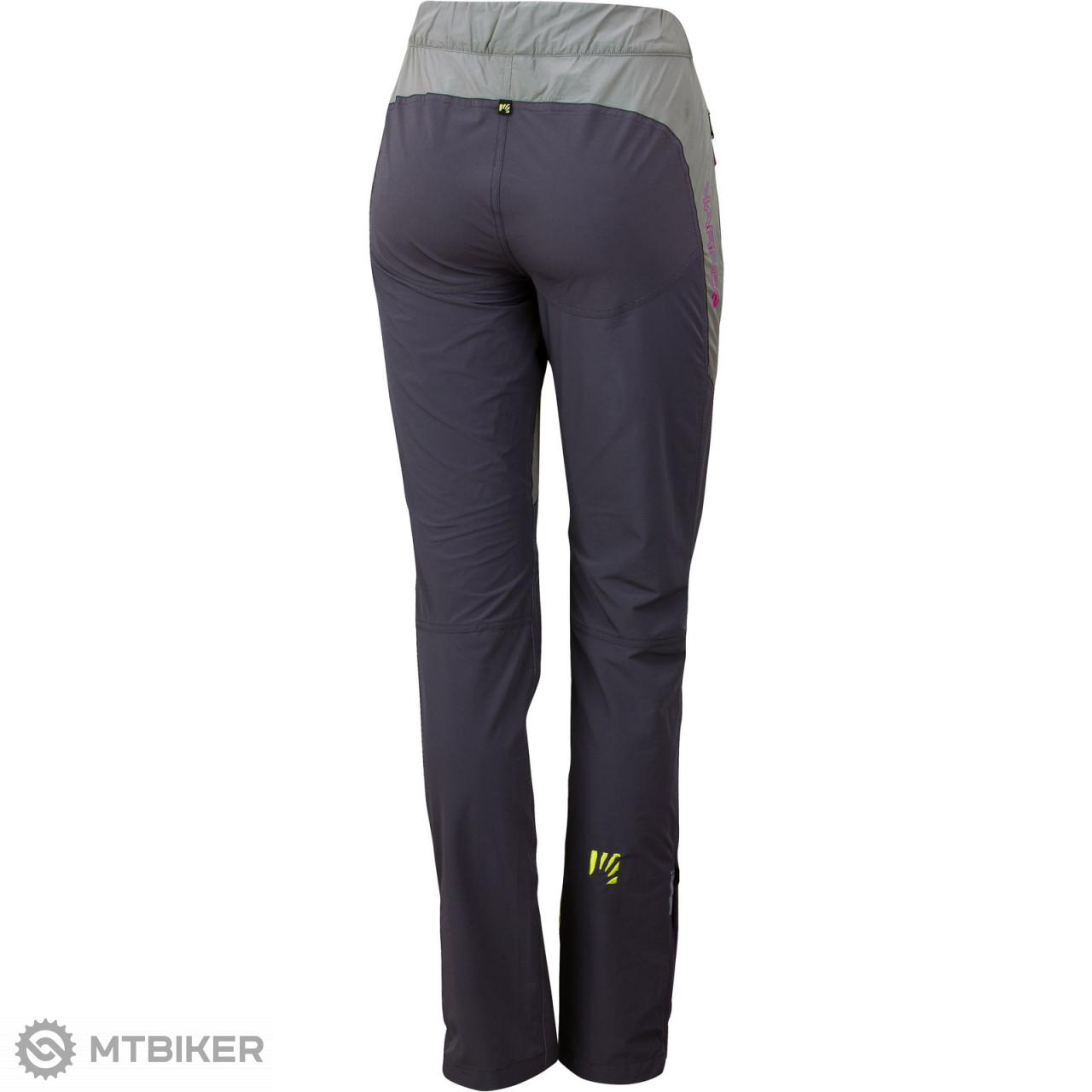e829be3c3c8d2 Karpos ROCK FLY dámske nohavice sivé/antracit - MTBIKER Shop