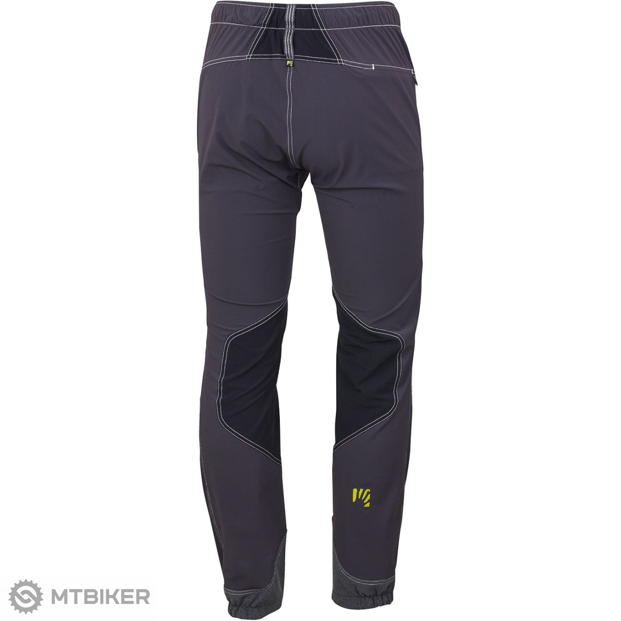 18f16da1ed41c Karpos ROCK S outdoorové nohavice čierne - MTBIKER Shop