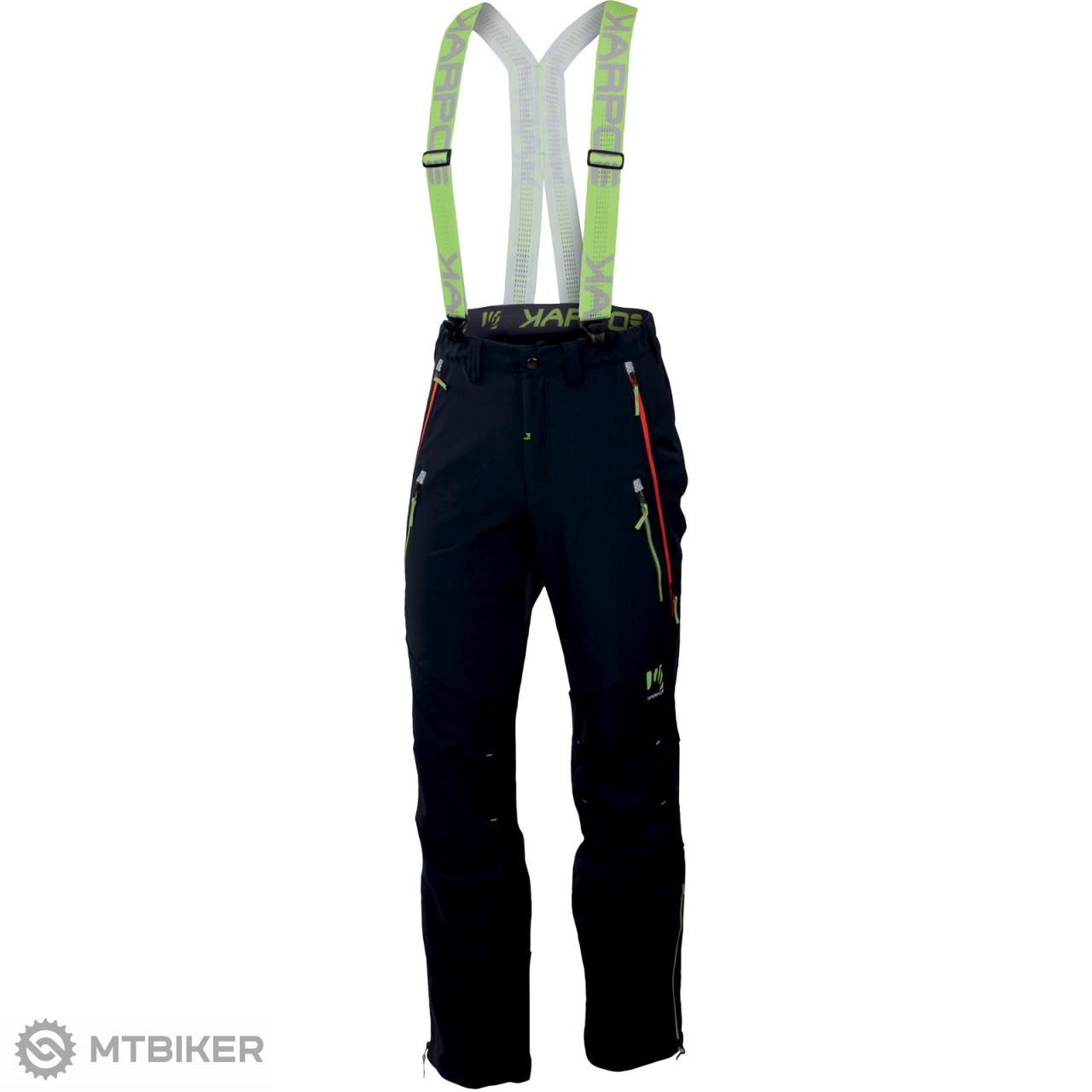 ad2deea339d3 Karpos Schiara nohavice sivé čierne - MTBIKER Shop