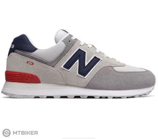 3c60e47b8214 New Balance ML574UJD pánska obuv sivá - MTBIKER Shop