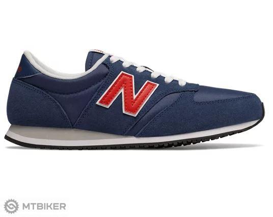 New Balance U420MTR pánska obuv modrá - MTBIKER Shop a2d9277ab34