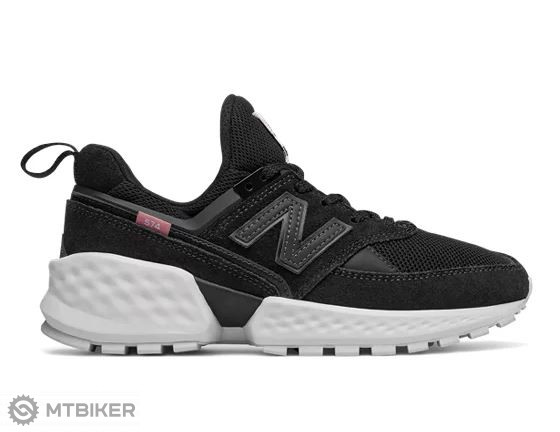 New Balance WS574TEB dámska obuv čierna - MTBIKER Shop 5d43c2d19d6