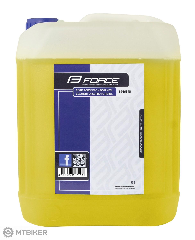 Force Pro žltý EXTRA čistič 5l
