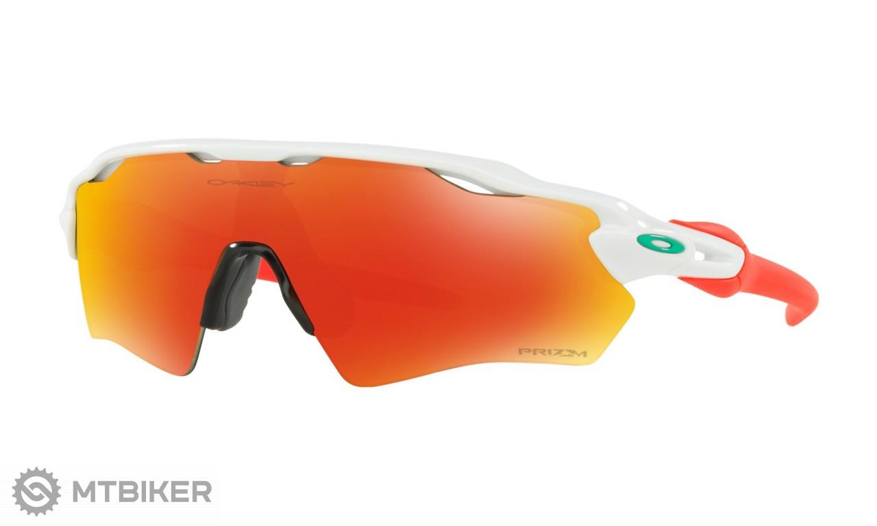 2d4a51fec ... Oakley RADAR® Ev XS PATH® slnečné okuliare - Pol Wht w/ PRIZM Ruby ...