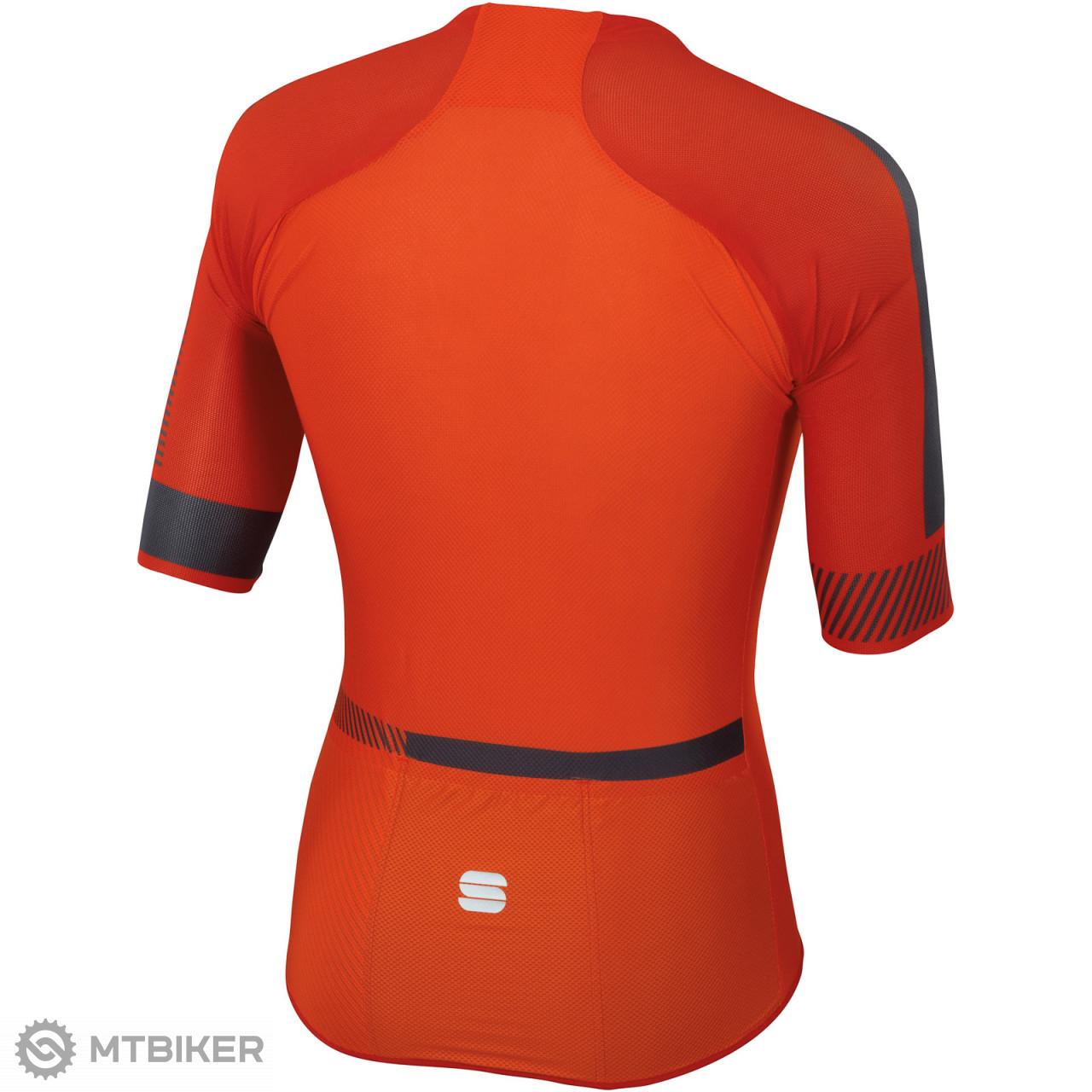278b37ef9bb9 Sportful Bodyfit Pro 2.0 Light Dres oranžový červený - MTBIKER Shop