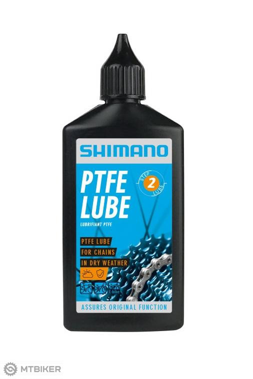 Shimano olej mazací PTFE Lube 100 ml