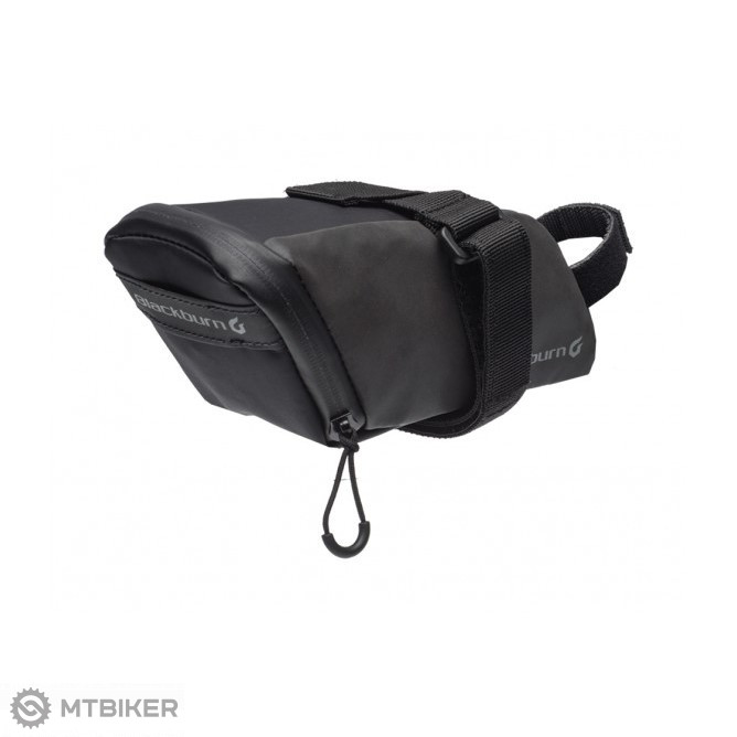 BLACKBURN Grid Medium Seat Bag Black Reflexná