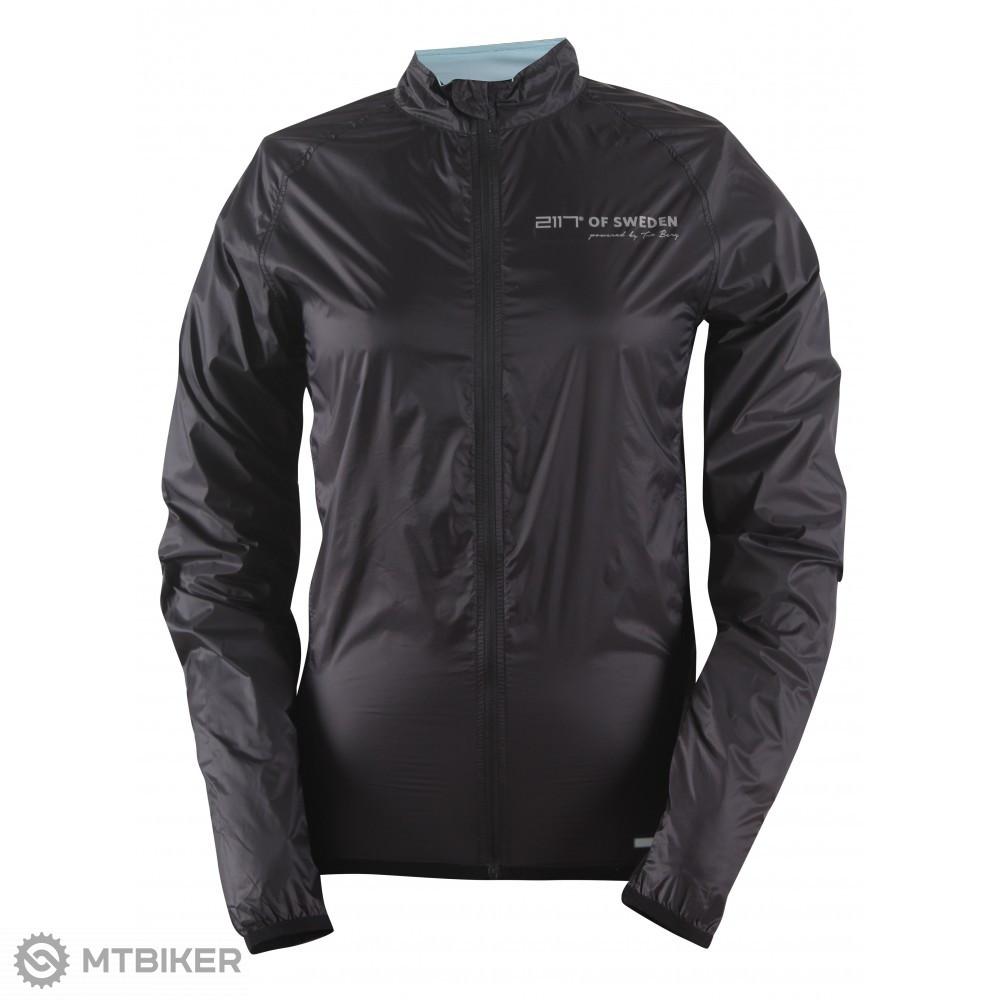 ef67111bd67a 2117 of Sweden Hale dámska ultralheká bunda čierna - MTBIKER Shop