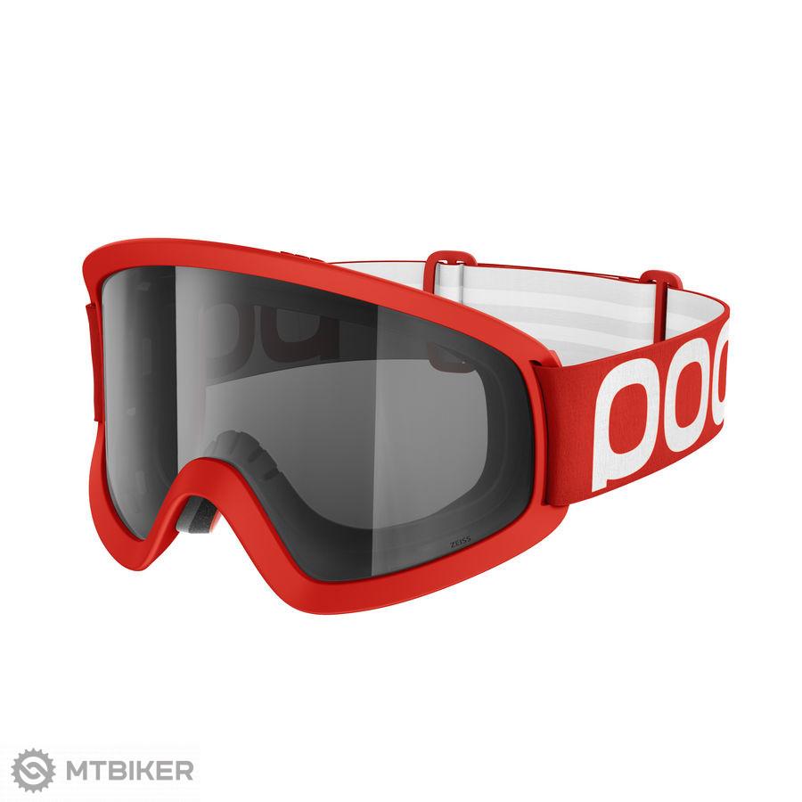 POC Ora DH okuliare Prismane Red/Grey
