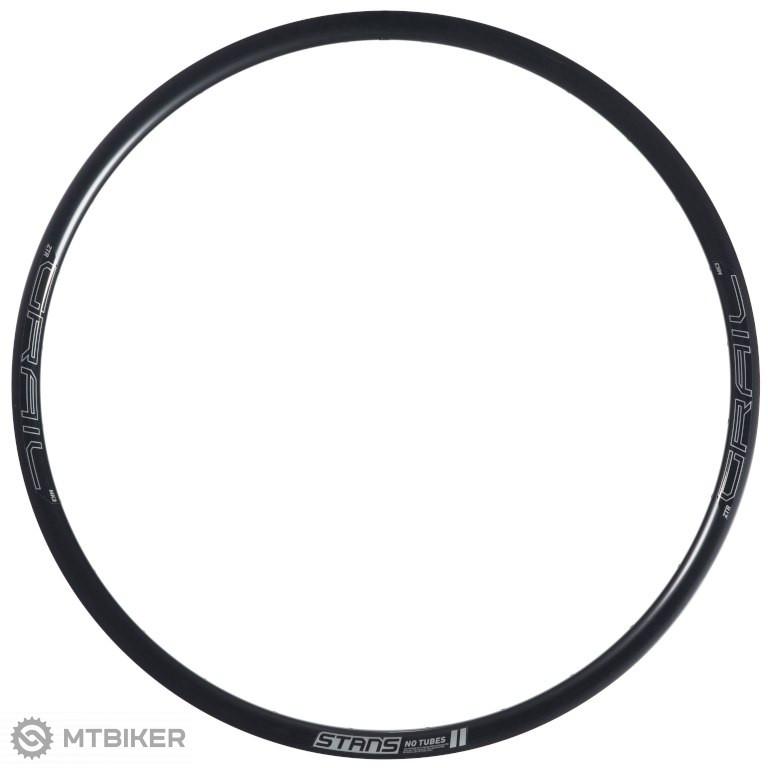 No Tubes Grail MK3 ráfik čierny 28 dier