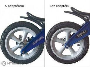 First Bike adaptér pre zníženie sedla