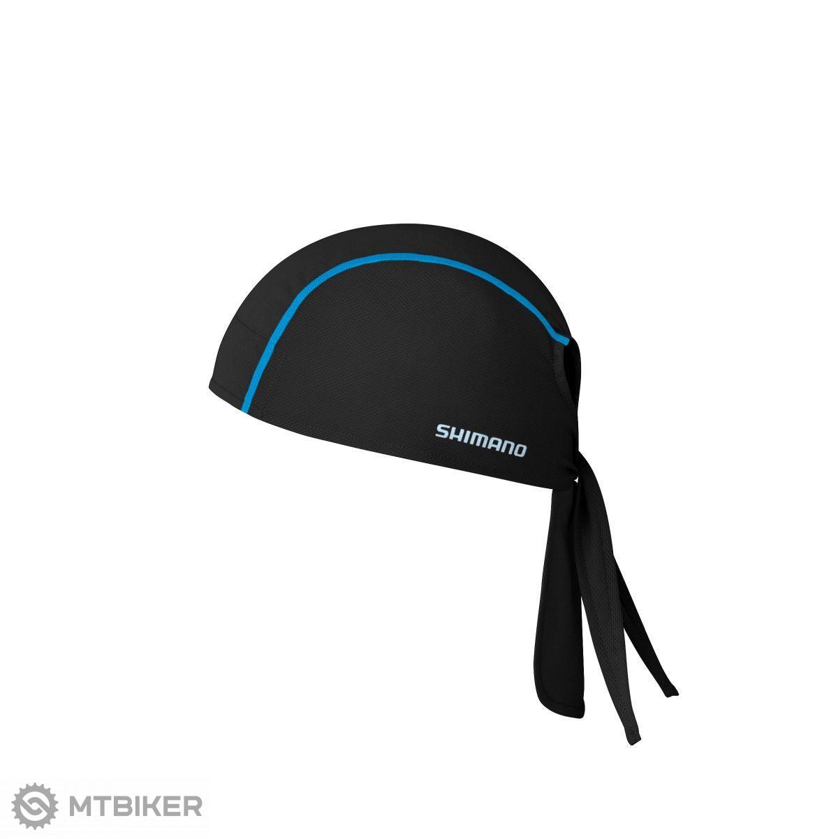 886e4187f Shimano Šatka Shimano Bandana čierna - MTBIKER Shop