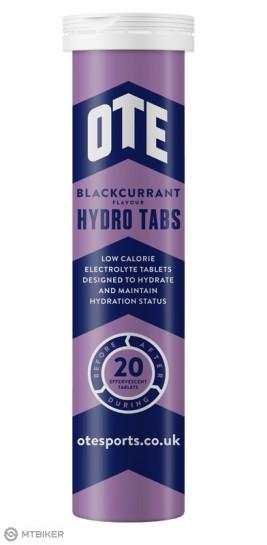 OTE Hydro tablety - Čierne ríbezle