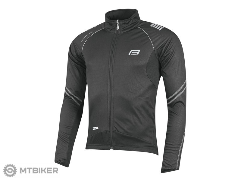 Force X70 windster bunda sivo-čierna - MTBIKER Shop 770477f1525