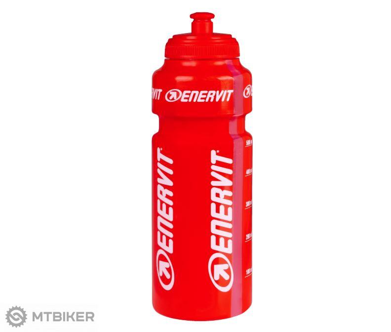 Enervit fľaša 0,7 l červená