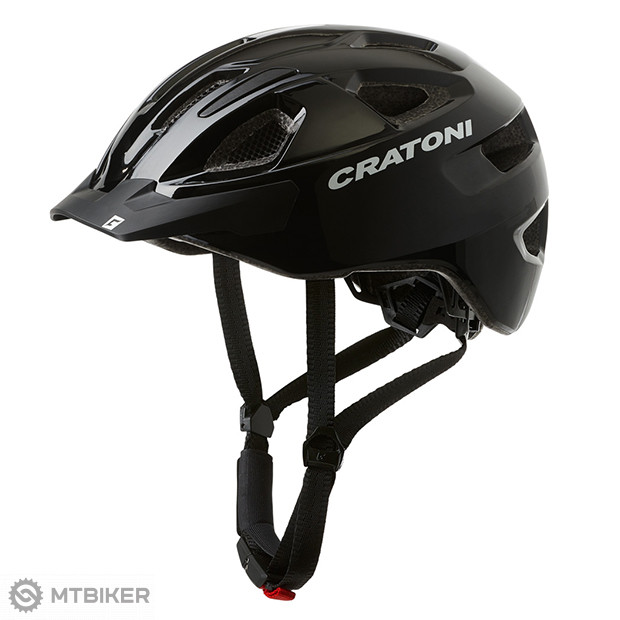 Prilba Cratoni C-Swift, model 2021, čierna