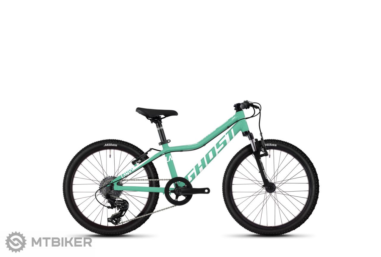 Ghost Lanao 2.0 AL, model 2020, dievčenský, tyrkysový