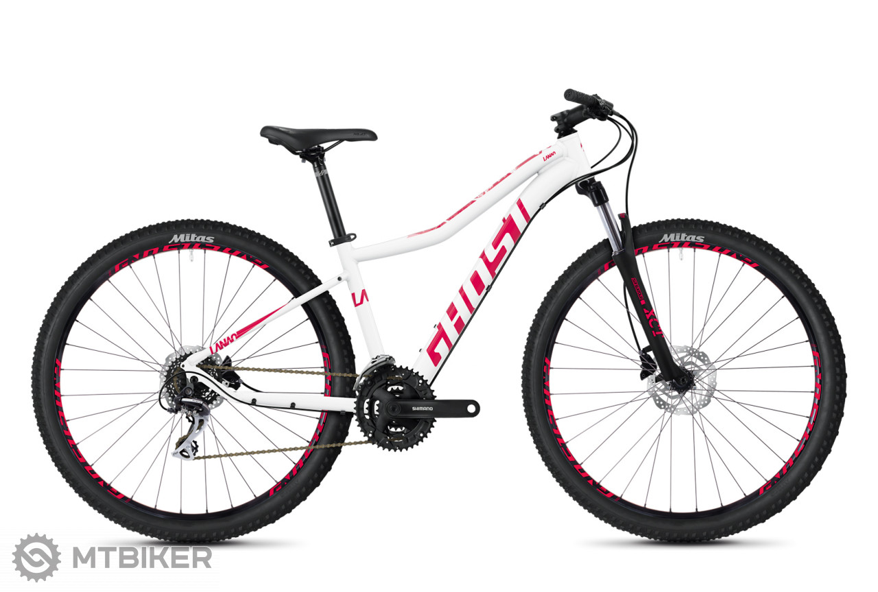 Ghost Lanao 2.9 AL - Star White / Ruby Pink, model 2020