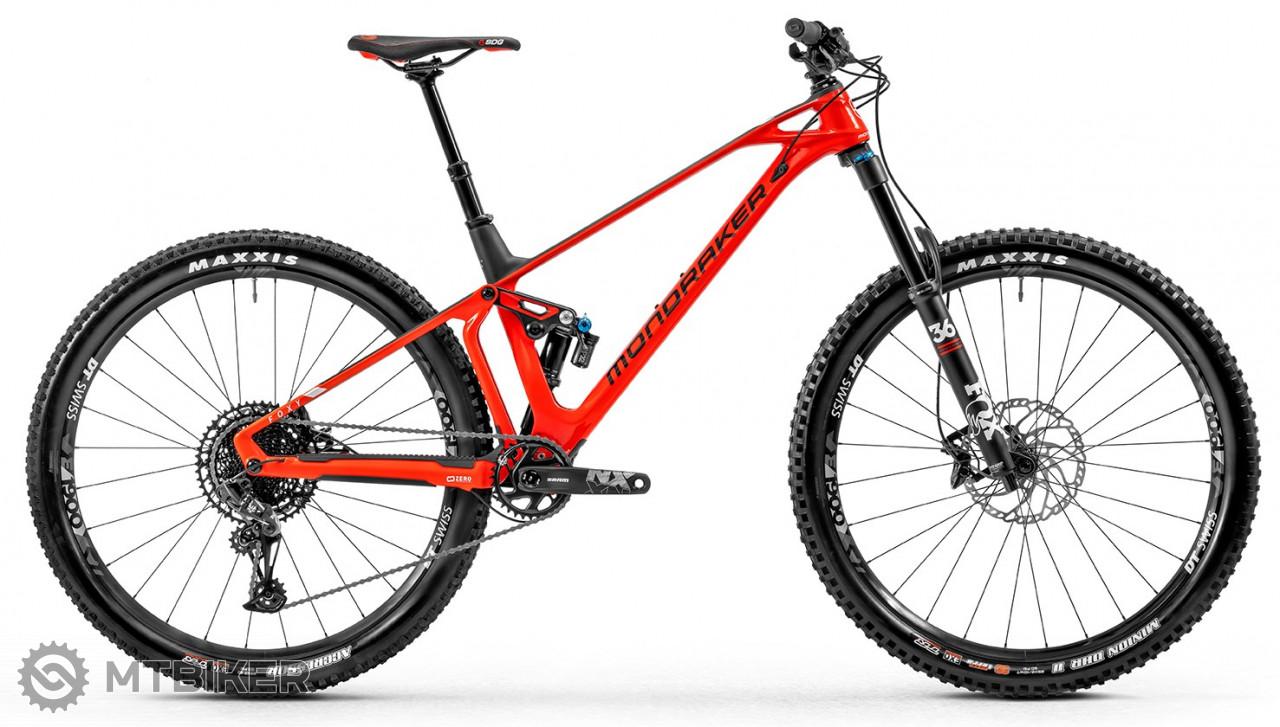 Mondraker Foxy Carbon R 29, model 2020, červený