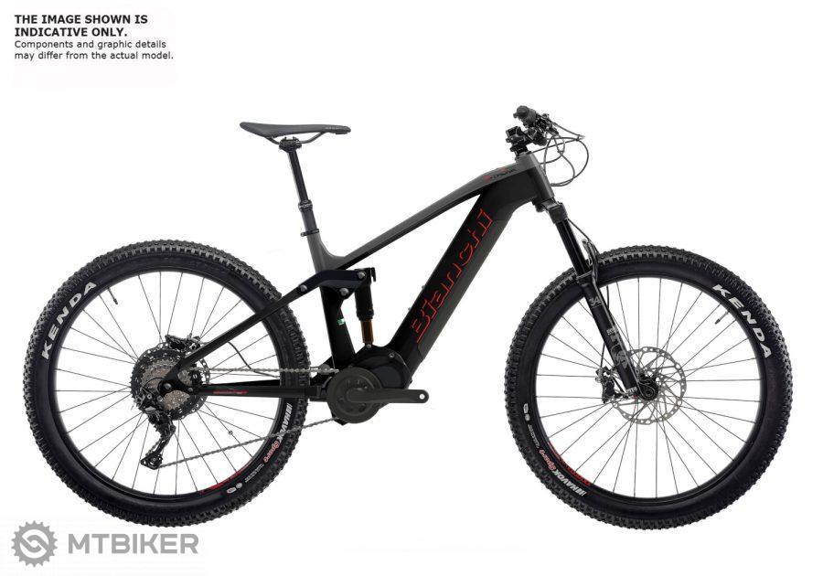Bianchi T-Tronik Rebel 9.2 – NX/SX Eagle 12sp 2020